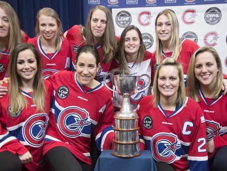 Une équipe de hockey féminine à Montréal?