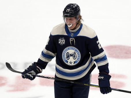 """""""Je ne peux plus supporter un match de hockey"""", Patrik Laine"""
