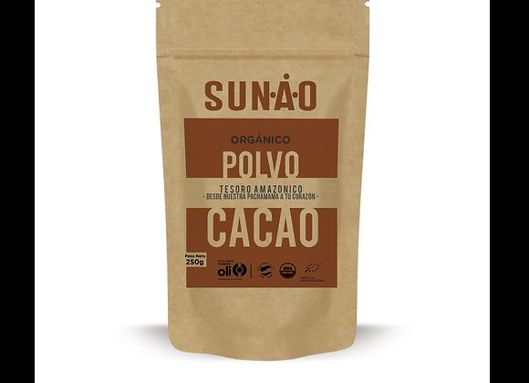 SUNAO Cacao en Polvo