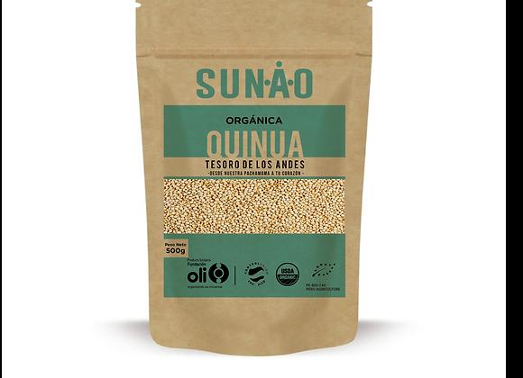 SUNAO Quinua Orgánica