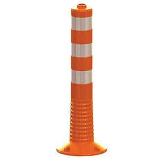 Large Delineator Posts Orange