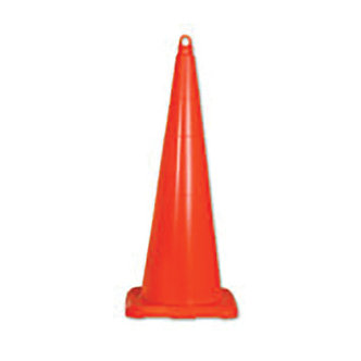 "PVC Traffic Cone 19.68"" (height)"