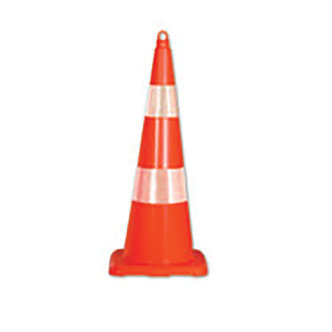 "PVC Traffic Cone 29.52"" (height)"