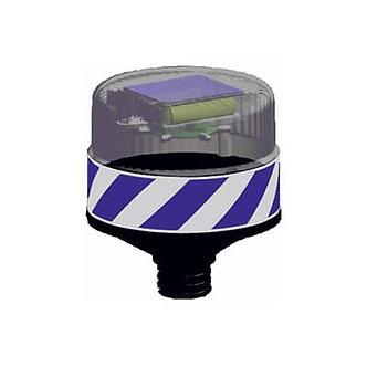 Blue Plastic Corner Guard  / Solar LED