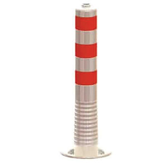 Large Delineator Posts White