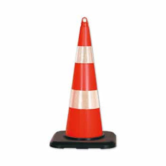 "PVC Traffic Cone 35.43"" (height) plus double weight"