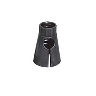 Cone adaptor for Barricade flashers, sign boards and accessories