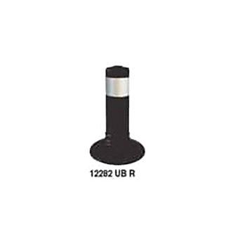 Black Delineator Post (30 cm)