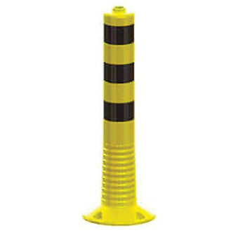 Large Delineator Posts Yellow
