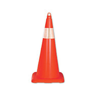"PVC Traffic Cone 20.47"" (height)"