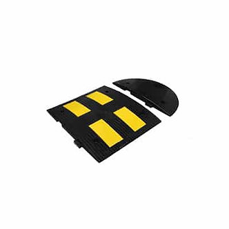 Side Cover of Speed Bump Size A 15.74″x7.87″x1.57″