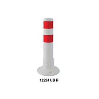 White Delineator Post (45 cm)