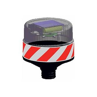 Red Plastic Corner Guard  / Solar LED