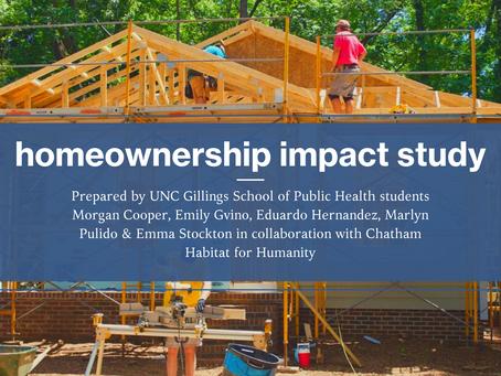 Homeownership Impact Study