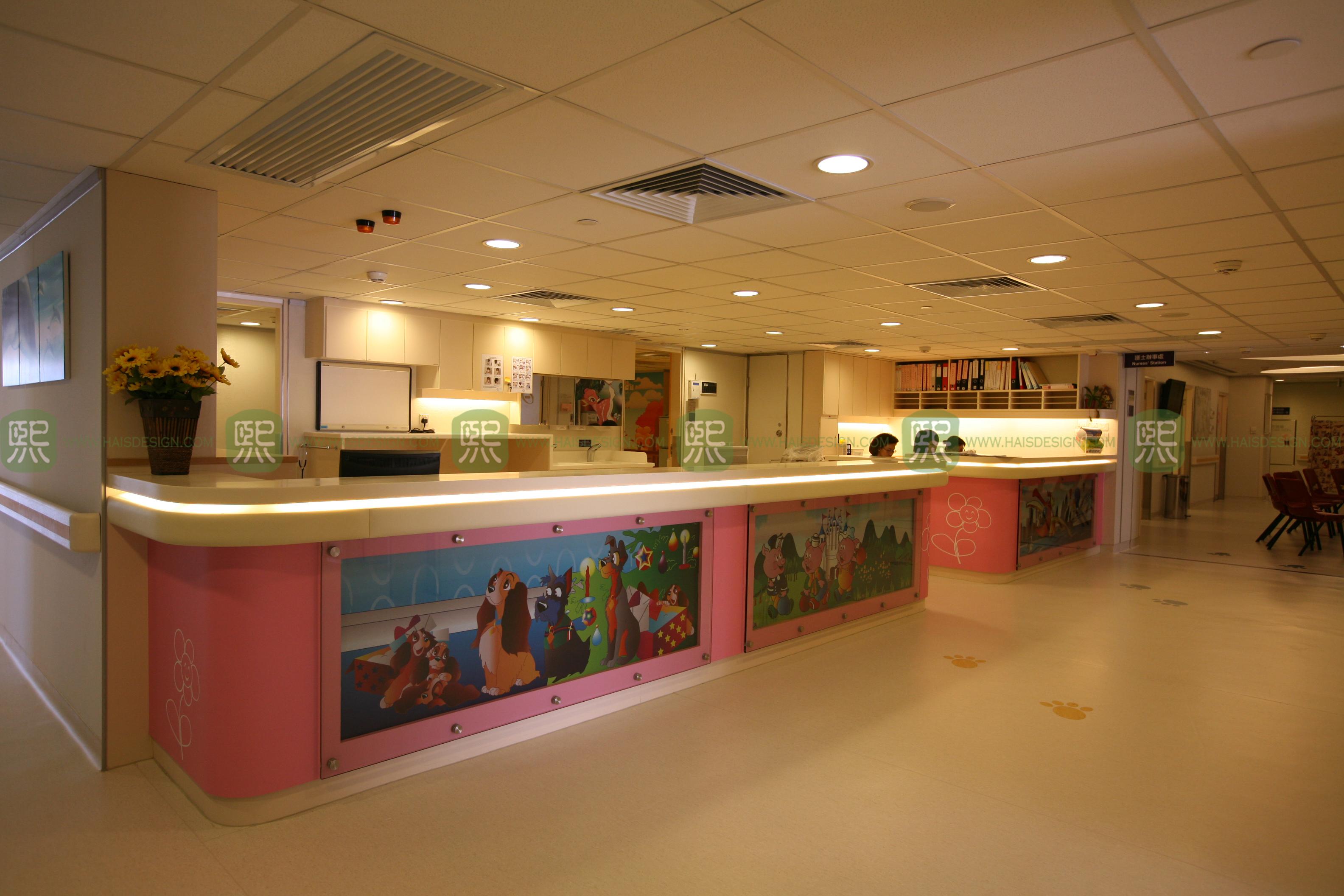 Children Hospital Design