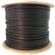 1000ft Cat6 Outdoor Direct Burial CMX Ethernet Cable, Spool