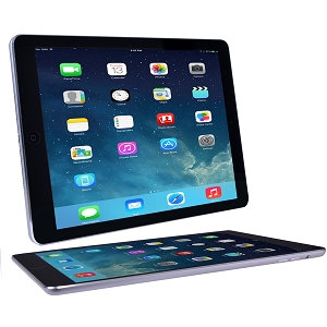 Apple iPad Air with Wi-Fi 16GB - Space Gray B