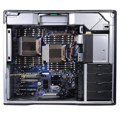 HP Z820 Workstation Dual Xeon E5-2640 Six-Core 2.5