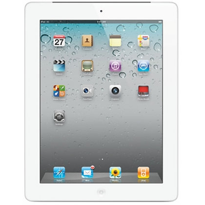 Apple iPad 2 Wi-Fi Only 16GB White
