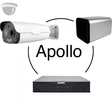 The Apollo - In Motion Temperature/Fever Detection Thermal Camera System