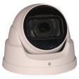 2MP Elite Motorized 2.7-13.5mm IP Network IR Dome Security Camera (ONVIF)