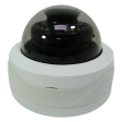 Elite 2MP 2.8mm 4-in-1 Vandal Dome Security Camera