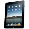 Apple iPad Wi-Fi only (Original) 16GB Black.
