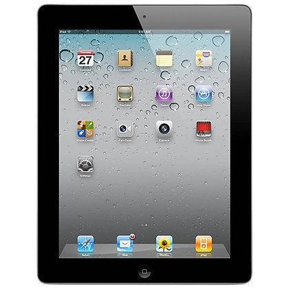 Apple iPad Wi-Fi only (Original) 16GB Black.