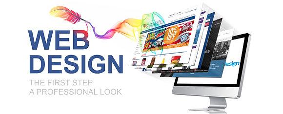 Basic Website Design (3Pages)