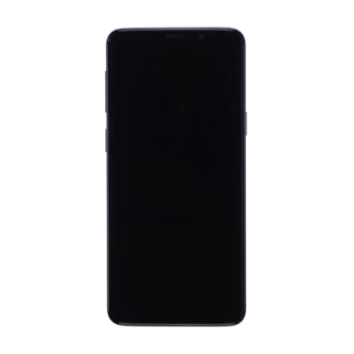 Samsung Galaxy S9 Screen Assembly with Frame - Gray (Genuine)