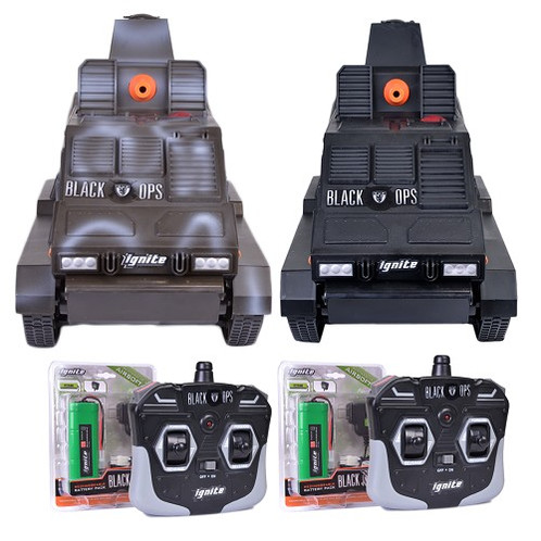 (2-Pack) Black Ops Airsoft Ignite Seek & Destroy