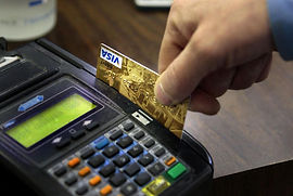Accept Credit Cards as Payment
