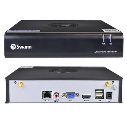 Swann SRNVW-1080H-US Wireless 4-Channel 1080p 500G