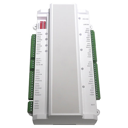 Elite Four Door TCP-IP Webserver Controller