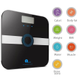 1byone Body Analyzer & Weight Scale with Tempered Glass
