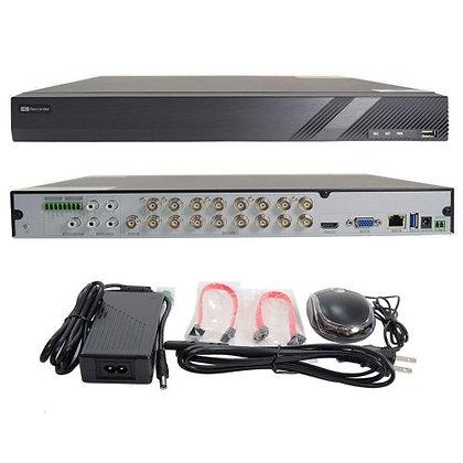 Sibell 16 Channel HD-TVI 2MP/1080p SCS