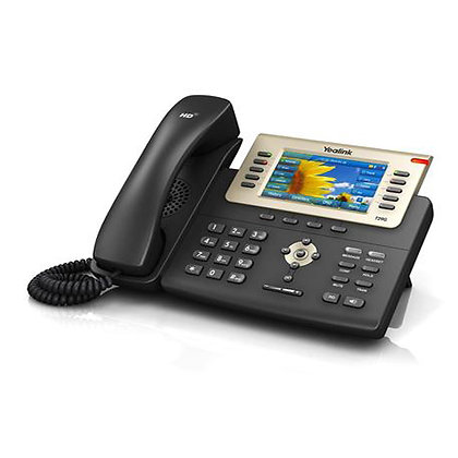 Yealink Executive IP Phone w/POE