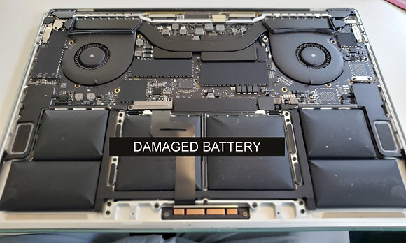 Battery Replacement Service