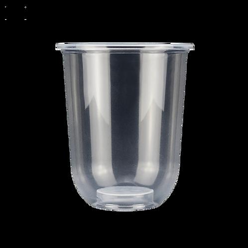 Q-500 PP Soft Cup 16oz | Blank