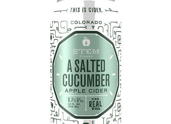 Stem Cucumber Cider