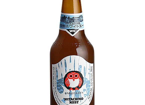 Hitachino Nest Beer White Ale 300ml