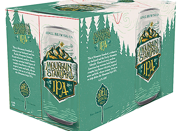 O'Dell Brewing Mountain Standard IPA