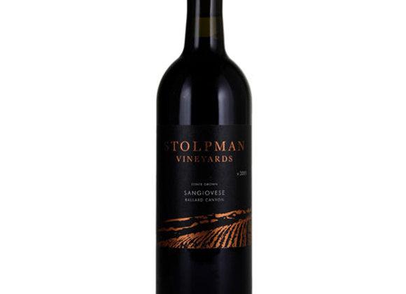 Stolpman Vineyards Sangiovesse 15