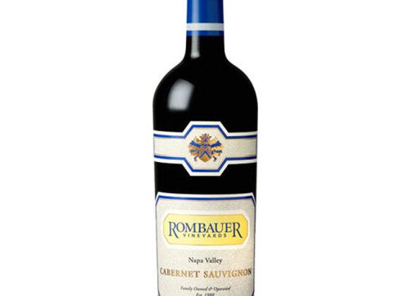Rombauer Cabernet Sauvignon 18