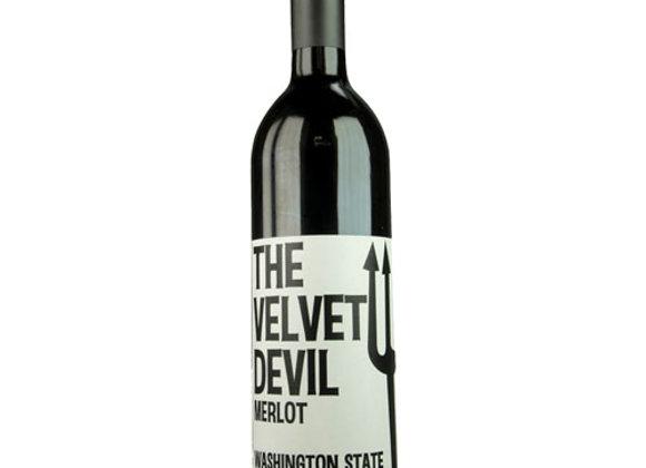 The Velvet Devil Merlot 18