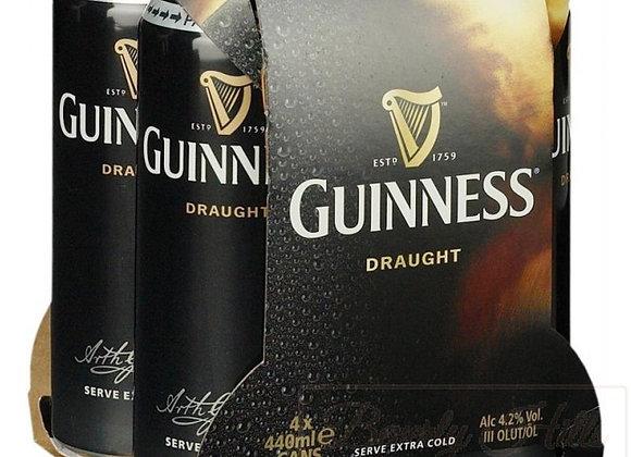 Guinness Draught 14.9 Oz 4-Pack