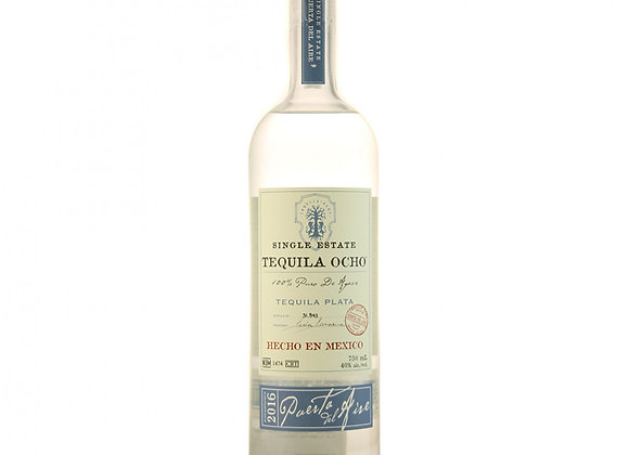 Tequila Ocho Plata 16