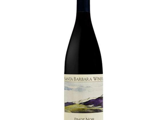 Santa Barbara Winery Pinot Noir 17