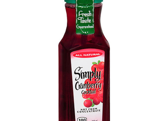 Simply Cranberry