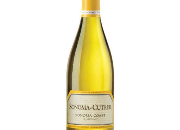 Sonoma-Cutrer Sonoma Coast Chardonnay 17 375ml